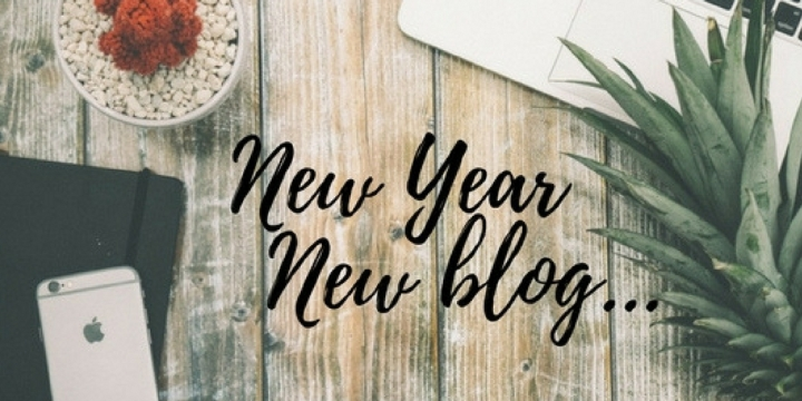 New Year, New Blog…