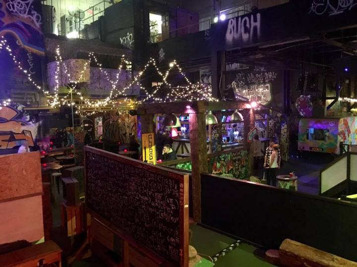 Ghetto Golf Liverpool