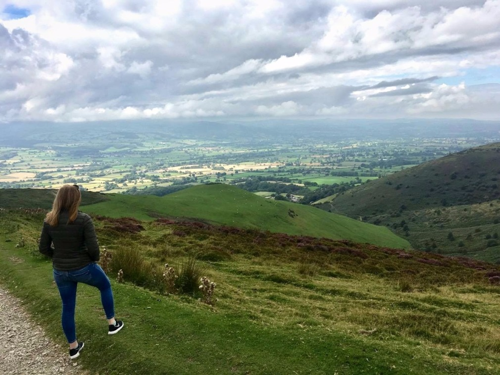 Escaping the City: Moel Famau
