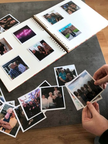 The importance of printing photos 3
