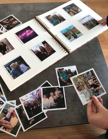 The importance of printing photos 4