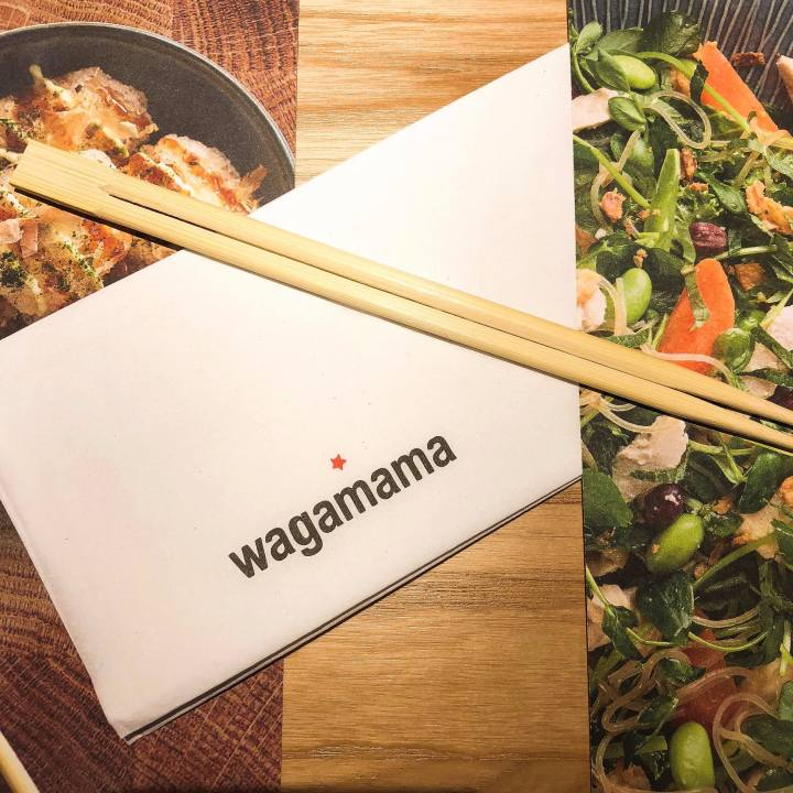 Setting Our Tongues Wagging at Wagamama's